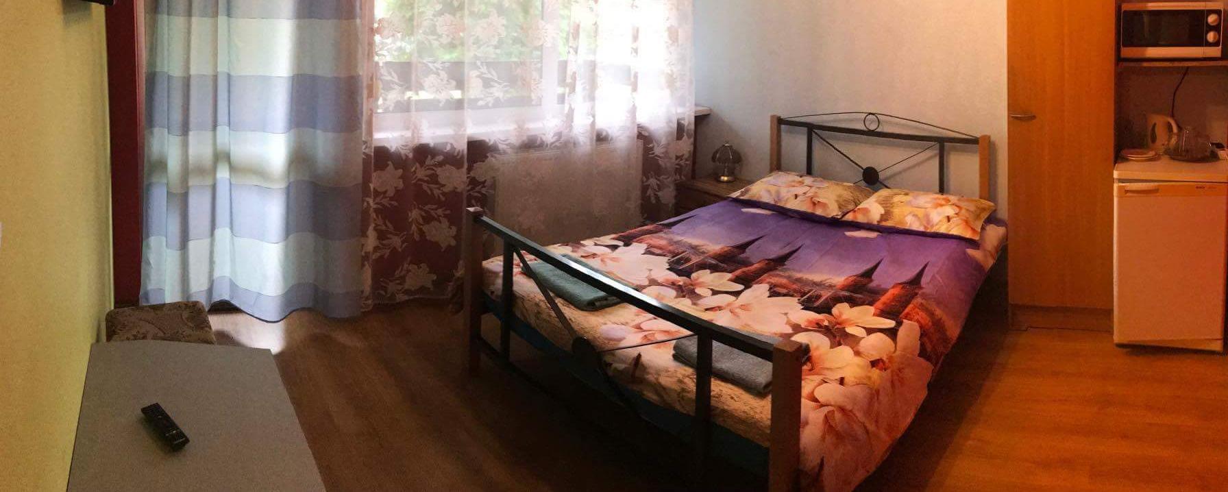 Komfortowe pokoje nad jeziorem Sławskim